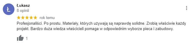 Szczecin Kominki
